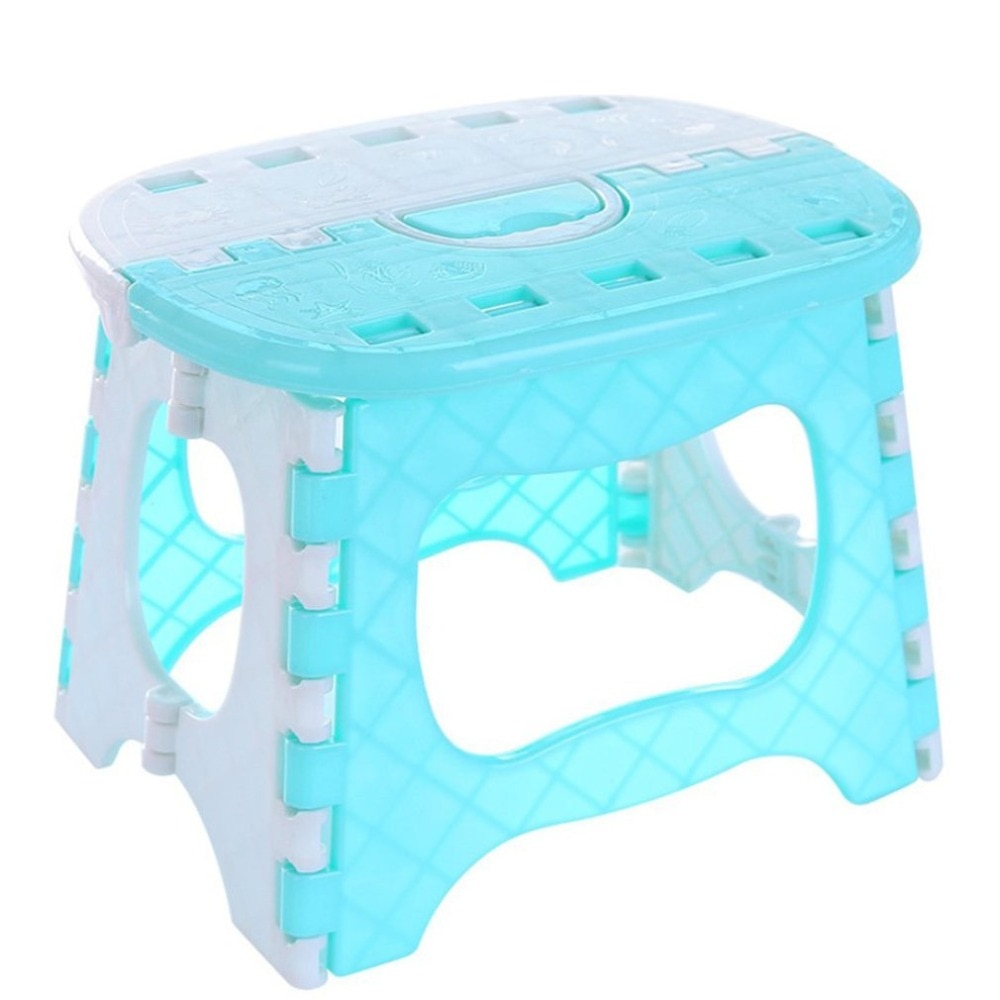 Plastic Folding Stool For Kids Kid Loves Toys